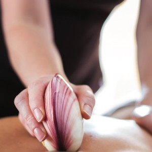 Lava Shell Relax Full Body Massage
